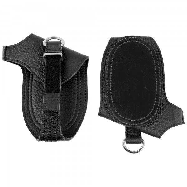 Hand protection, black-black 28097
