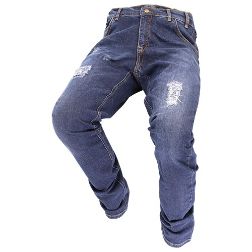 Herren-Jeans Fashion Destroy Edition MIKE 10837