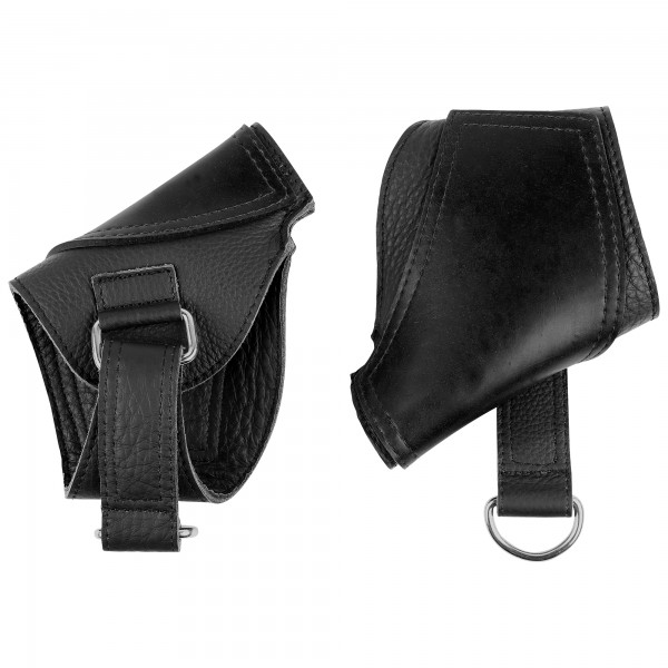 hand protection, black-black 28098