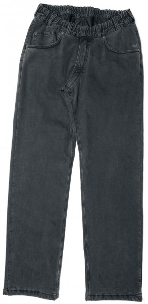 Thermo-Stretch-Schlupfjeans, Grau, KIM 10181
