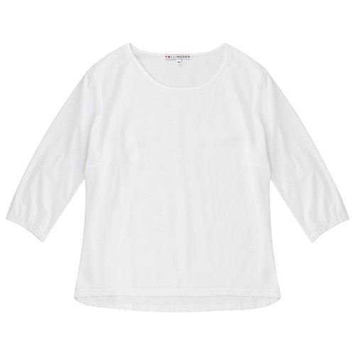 Women's shirt, elegant, white