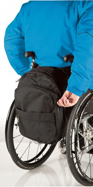 Backpack for Wheelchair