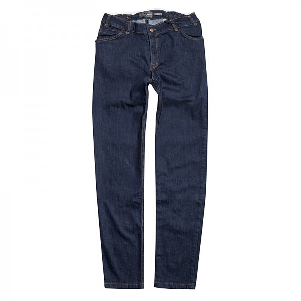 Men's Basic Jeans dark blue MIKE 10285